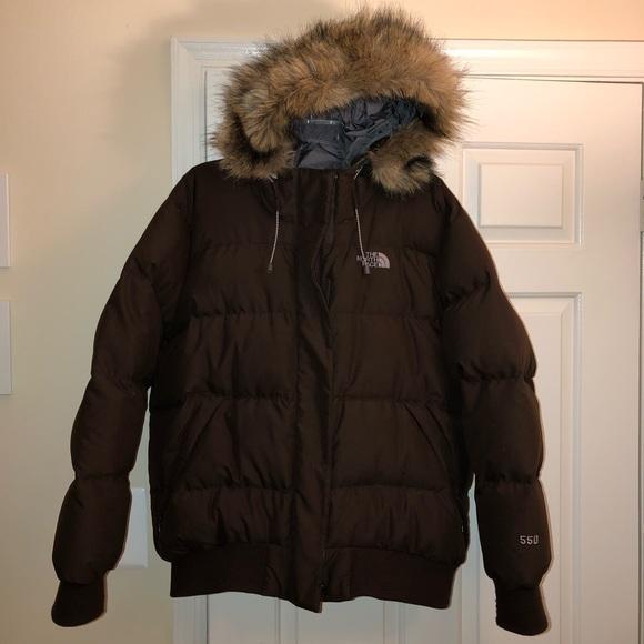 The North Face 550 Down Prodigy Puffer W  Fur Hood.  M 5bc3ddbfc9bf5099d7e8e3ec 2f445a751